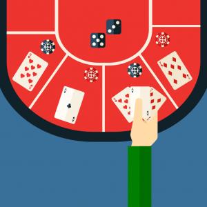 德州撲克牌桌你玩過嗎