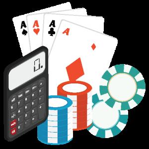 玩撲克牌不可不知機率換算